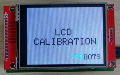 Touch Screen Display Calibration