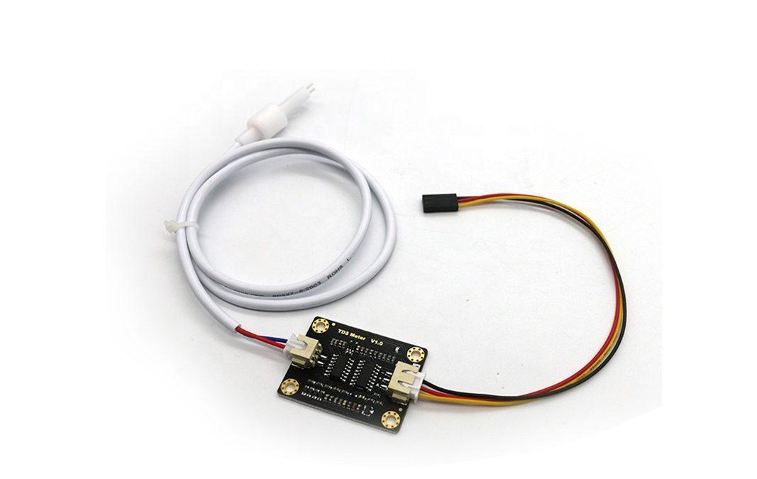 Using  TDS Water Conductivity Sensor Module with Arduino
