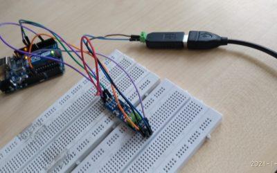 RS-485 MODBUS Serial Communication using Arduino UNO as Slave  Part 2