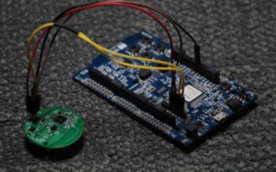 Programming a Custom nRF52 Beacon using nRF52 DK