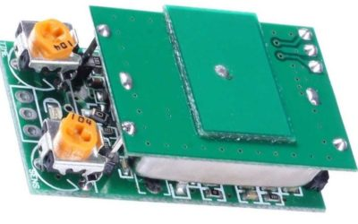 Microwave Radar Sensor HFS – DC06