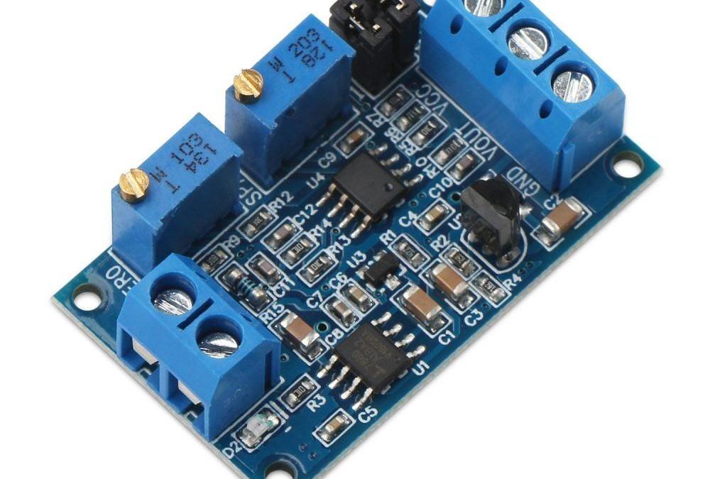 4-20mA to 5V Converter for Arduino Industrial Sensor Interface Board