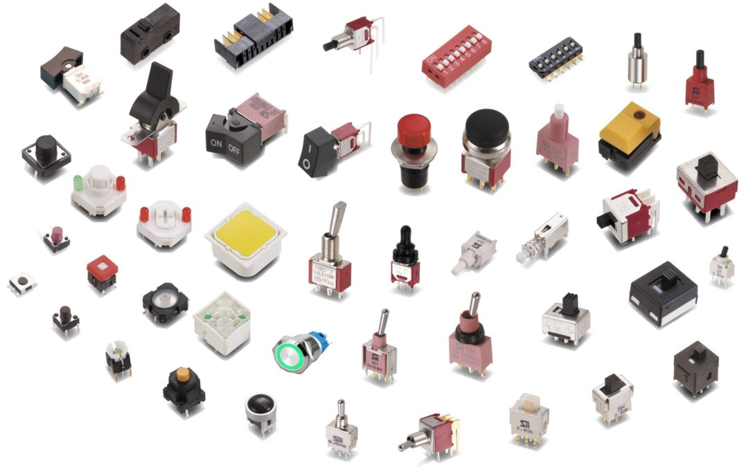 Types of Switches in Electronics